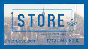 valet storage nyc